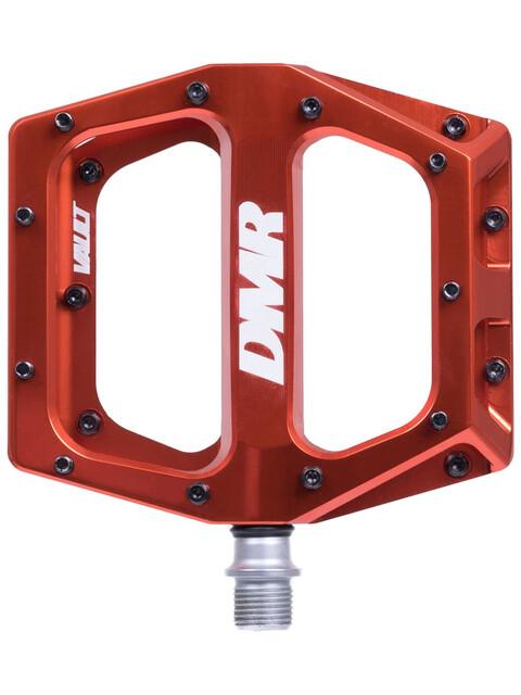 DMR Vault Pedal copper orange